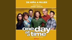 """De Niña a Mujer (from the Netflix Original Series """"One Day at a Time"""") Netflix Originals, The Originals, Salsa Music, Netflix Original Series, Music Clips, One Day, To Youtube, Musicals, Girls"""