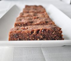 Homemade Clif Bars - My Whole Food Life