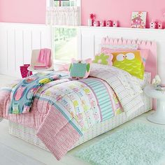 more owl bedding... i absolutely love this one!
