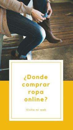 31a97ba3cf9 Ideas de outfits y donde puedes comprar ropa a un buen precio Comprar Ropa  Online Barata