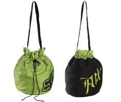 Fox - Vented Reversible Bucket Bag (Womens)
