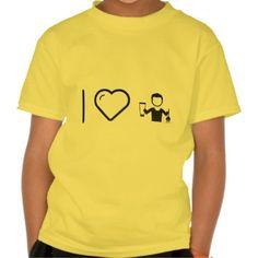 I Love Hairdresser Workers T Shirt, Hoodie Sweatshirt