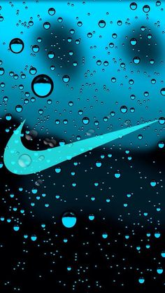 Nike Logo Blue/Green