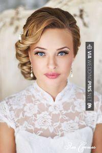 Sweet - Wedding Hair Updos very sophisticated