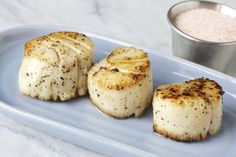 23 Foods That Are Crazy Low In Calories: Scallops