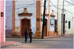 Valladolid, Yucatan, Mexico ©Inge Beltman