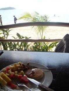great food at Luxury villa rentals Koh Samui, Thailand