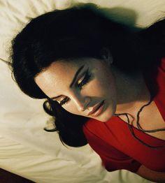 Lana Del Rey photographed by Jork Weismann for Interview Magazine, 2015