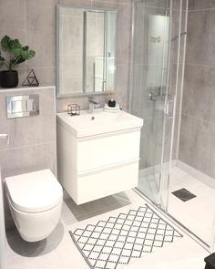 10 tips voor jouw ideale badkamer – Makeover.nl Source by anakanouk Bathroom Toilets, Bathroom Renos, Bathroom Cabinets, Bathroom Furniture, Downstairs Bathroom, Bathroom Inspo, Small Bathroom, Berry Alloc, Toilet Decoration