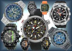 Citizen Men's Watches 3