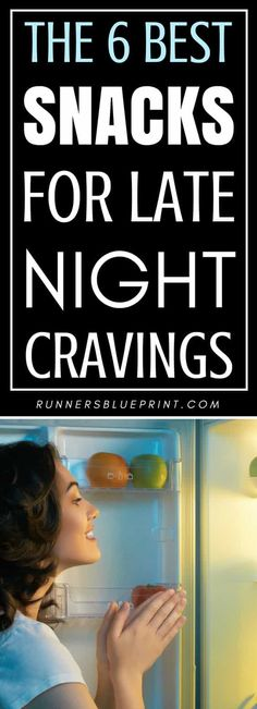 Many weight-conscious dieters believe that one must not snack, especially at night. That said, when those late night cravings strike, staying out of the kitchen is no easy feat. In fact, often than not, the most challenging time of the day to stick to a healthy eating plan is at night.   #Snacks #cravings