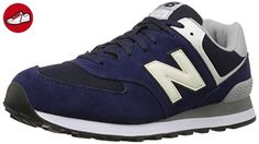 New Balance Herren Wl574Bfl Sneaker, Marine/Weiß, 37.5 EU - New balance schuhe (*Partner-Link)