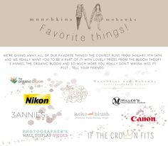 Our Favorite Things…. » Munchkins and Mohawks Photography | Portraits by Tiffany Amber
