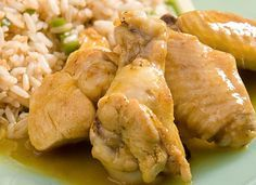 Receta de Alitas de pollo en salsa de maracuyá en TQMA de Pronaca