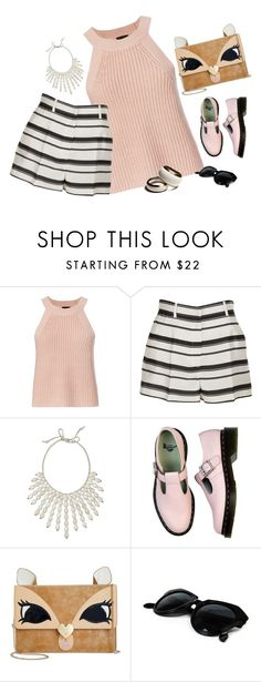 """""""Casual Wear"""" by ohny ❤ liked on Polyvore featuring Exclusive for Intermix, Dolce&Gabbana, Dr. Martens, Bally and Betsey Johnson"""