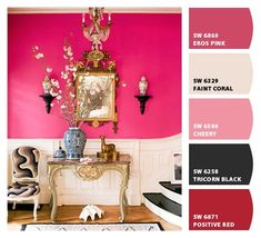 New feature from Sherwin Williams - Chip It! Allows you to use any photo to find their comparable colors. Add Chip It! to your toolbar, similar to how you use Pinterest. www.letschipit.com