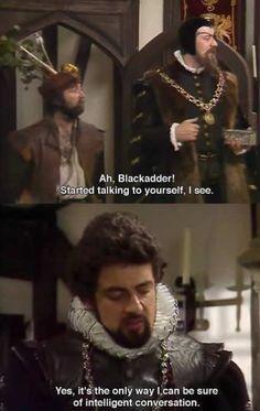 <3 blackadder <3