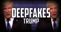 Trump Baldwin Deepfake Video Takes Fake News to the Next Level -- Donald Trump and Alex Baldwin swap faces in a very realistic Deepfake video that proves how scary this new technology can be. -- http://tvweb.com/trump-alec-baldwin-face-swap-video-deepfake-fake-news/