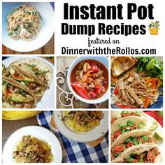 A few months ago my husband bought an Instant Pot. This is one of the FEW times when I've seen a lot of hype about a certain product on the internet, and the hype turned out to be true. These. Are. Amazing. If you don't have an instant pot(Affiliate)yet, go get one! Seriously, they are...Read More »