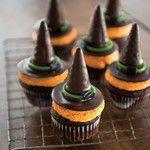cupcake sorcière.. sure bet!