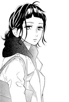 Samejima - Hirunaka No Ryuusei . I love her !!!!!!! soooo much