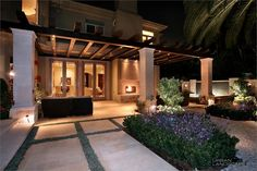 Romantic Contemporary Outdoors by Garett Mccorkle on HomePortfolio
