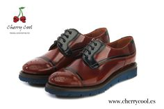 Cherry cool Shoes #handmade #shoes #shoeporn #cherrycool #goodyearwelted #madeinspain www.cherrycool.es