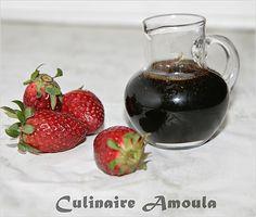 Caramel de fraise