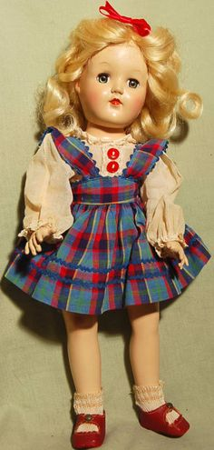 From my Toni doll collection -even has original shoes!