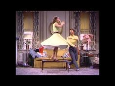 Donald O'Connor and Debbie Reynolds - Where did you learned to dance