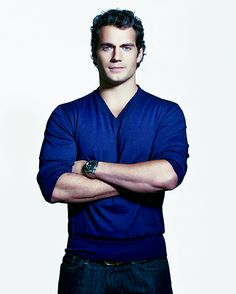 Super-Heroes and Villains - Henry Cavill - Superman