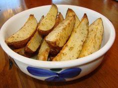 Seasoned Potato Wedges Recipe {Jo Jo's}
