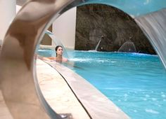 Discover the emerging line of wellness hotels and spas throughout Mexico in Riviera Nayarit, Puerto Vallarta, Los Cabos & Playa del Carmen. Mexico Resorts, Beach Resorts, Best Places To Travel, Places To Visit, Grand Velas Riviera Maya, Gulf Of California, Pool Water Features, Luxury Spa, Destin Beach