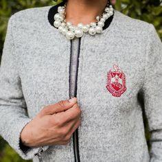 Olivia Coat | Fashionably Greek