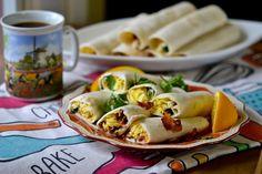 Kiddo's Breakfast Tortillas | Full Fork Ahead