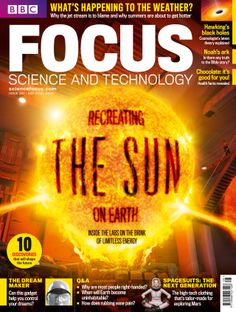 Focus Magazine May Issue #267, on sale now  www.sciencefocus.com