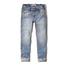 HollisterCo.com ($53) ❤ liked on Polyvore featuring jeans, pants, bottoms, calças and hollister co.