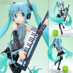 AmiAmi [Character & Hobby Shop] | Character Vocal Series 01 - Miku Hatsune HSP ver. 1/7 Complete Figure