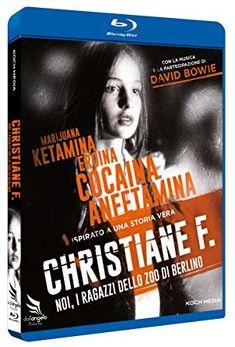 Christiane F. - Noi, i Ragazzi dello Zoo di Berlino (Blu-Ray) David Bowie, Zoo, Film, Movies, Movie Posters, Amazon, Shopping, Musica, Movie