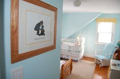 Project Nursery - Baby and Sibling Shared Room