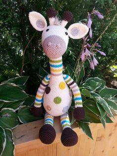 Gijs giraffe van Stip en Haak