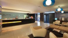 Fountains Hotel Reception