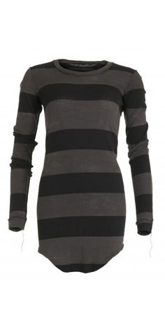 ed4e1dfc9d90 Beluga Stripe Long Sleeved T-Shirt