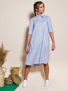 fb1f49ed0fab Лучшие изображения (43) на доске «Платье рубашка» на Pinterest ...