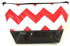 EG-Chevron Red/Black