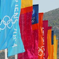 Olympic Look > my experiences in... > Athens 2004 · Welcome to The Olympic Design.com 2004 Olympics, Summer Olympics, Olympic Games, Olympus, Athens