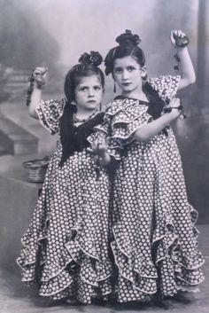 Antiguas Flamencas