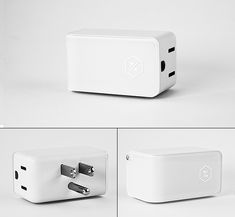 Zuli - Bluetooth Enabled Smart Plug - Control any electrical item with a touch on your phone