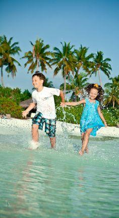 Sun Siyam Iru Fushi Un Hôtel Famille Aux Maldives