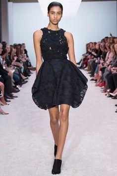Giambattista Valli Pre Fall 2015 - Dress - Haute Couture -/ Vestido - Alta Costura